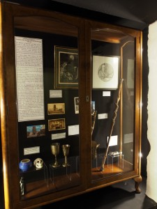 Cecil Williamson Display
