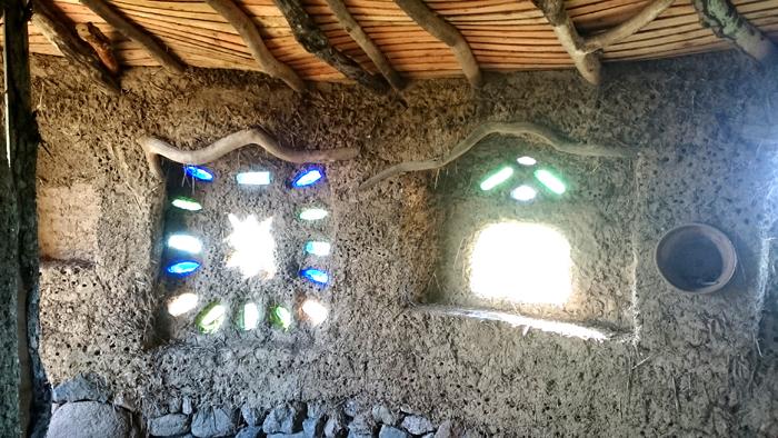 Bosavern round hut2